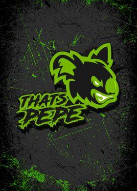ThatsPepe Logo