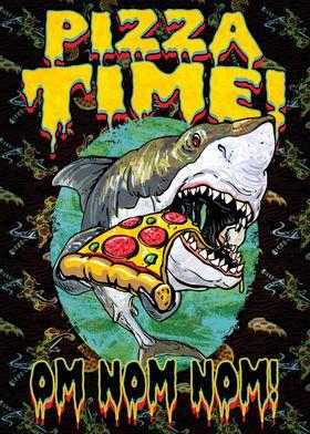 Pizza Time Om Nom Nom
