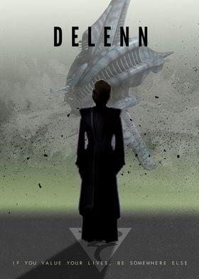 Delenn from Babylon 5