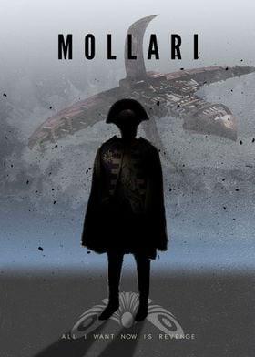 Mollari from Babylon 5