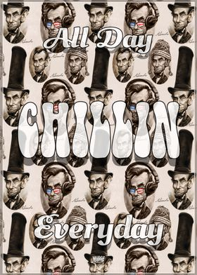 Abe Chill Lincoln Pattern