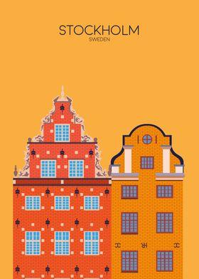 Stockholm Travel Snippet