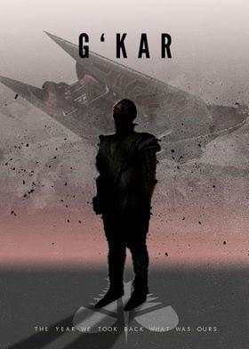Gkar from Babylon 5