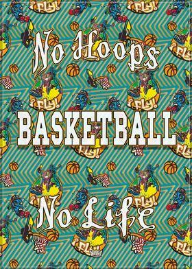 No Hoops No Life 6