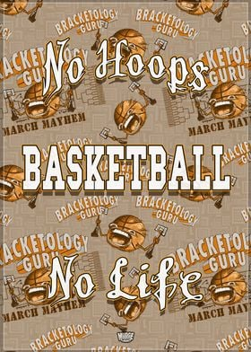 No Hoops No Life 8