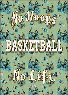 No Hoops No Life 4