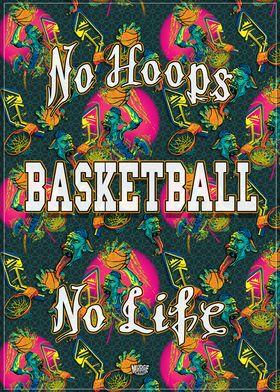 No Hoops No Life 2