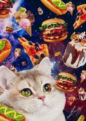 Funny Cat Meme Breathing