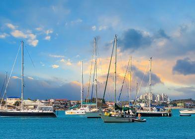 St Martin Yacht Basin