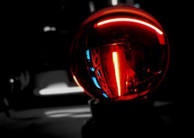 Cyberpunk Orb 1