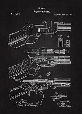 1866 Magazine Firearms Pat