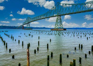 Astoria Oregon Bridge