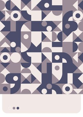 Abstract Geometry pattern
