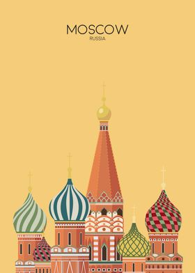 Moscow Travel Snippet