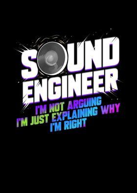 Sound Engineer DJ Audio