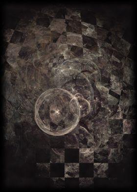 Checkerboard Bubbles