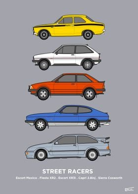 Street Racers Collection