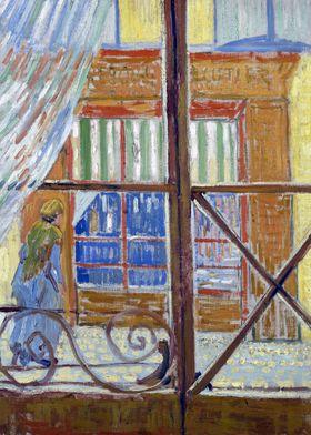 Van Gogh Butcher Shop