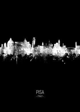 Pisa Skyline Italy