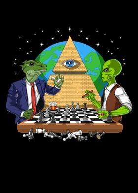 Illuminati Space Aliens