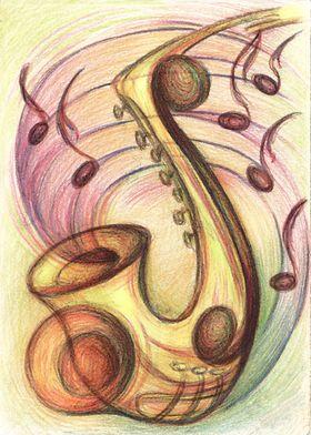 Music passion Jazz