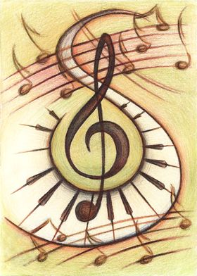 Music passion Harmony