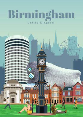 Travel to Birmingham