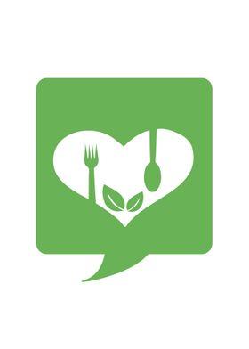 Love for vegan food