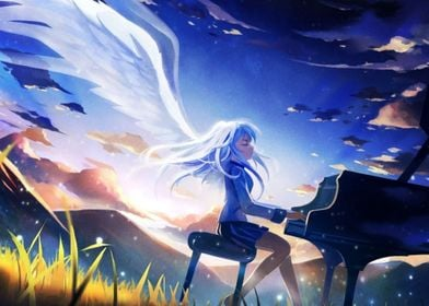 Angel Beatsangel beats an