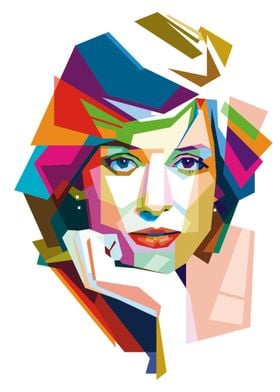 Princess Diana WPAP