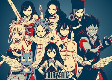 FAIRY TAIL CHARACTER