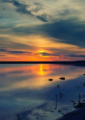 Sunset Lewis