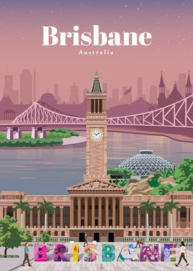 Travel to Brisbane