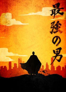 Saitama best hero