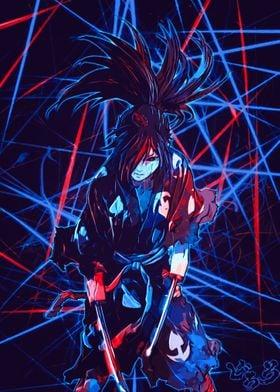 Anime Dororo Hyakkimaru