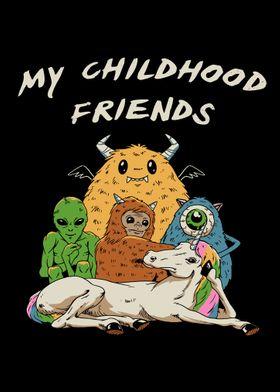 Imaginary Friends Club
