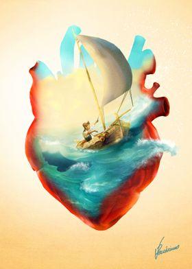 Sailing Heart