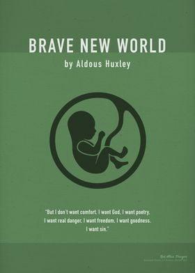 Brave New World by Huxley