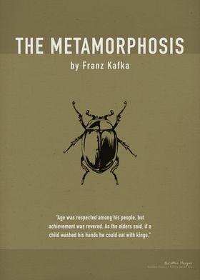 The Metamorphosis Book Art