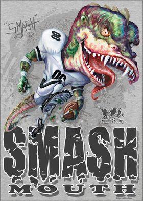 Smash Mouth Gridiron Dino