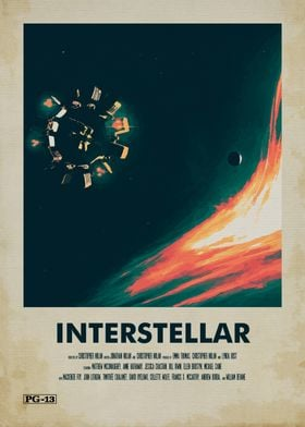 INTERSTELLAR SHIP