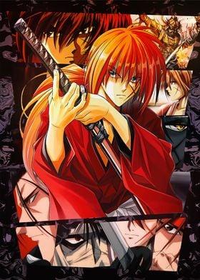 Ronin Kenshin Samurai X