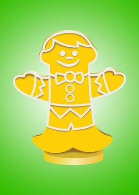 Candyland Yellow