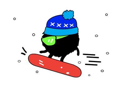 Snowbaorder
