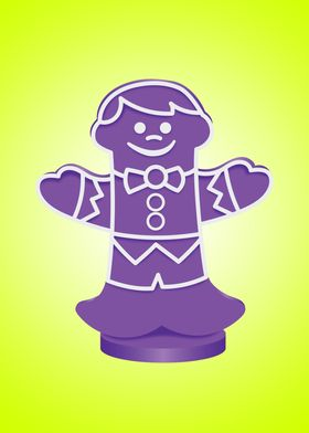 Purple Candyland