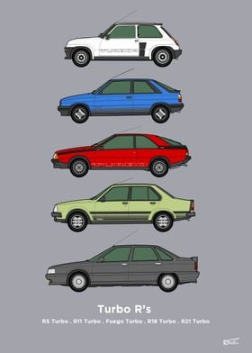Turbo R Classic Collection