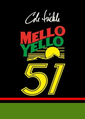 Days Of Thunder MelloYello