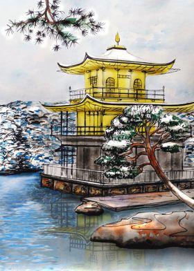 Peaceful house Japan
