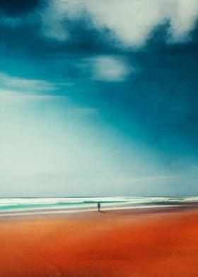 no regrets beach solitude