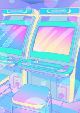 Pastel Glitch